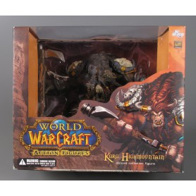 Korg Brave Highmountain - Tauren Hunter (Deluxe)