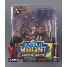 Gangris Riverpaw Gnoll Warlord - Gnoll Seigneur de Guerre