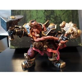 Magni Bronzebeard Dwarven King - Magni Barbe-de-Bronze Roi des Nains