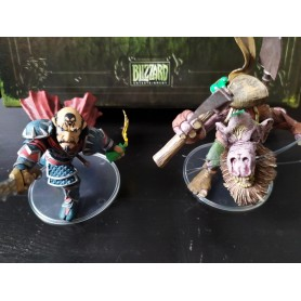 Brink Spannercranck & Snaggle - Gnome Rogue VS Kobold Miner