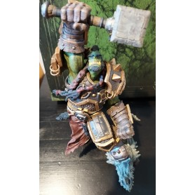Orc Warchief Thrall - Chef de Guerre Orc Thrall