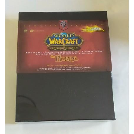World of Warcraft TCG - The Horde Art Card Set