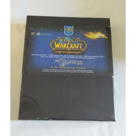 World of Warcraft TCG - The Alliance Art Card Set