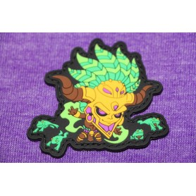 Badge Nazeebo Witch Doctor