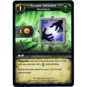 Arcane Infusion