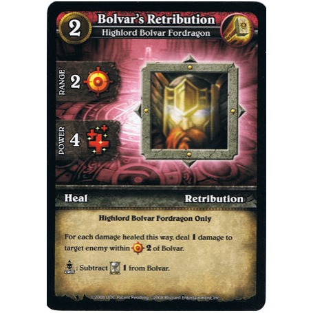 Bolvar's Retribution