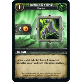 Demonic Curse