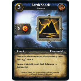 Earth Shock