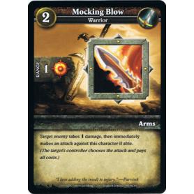 Mocking Blow
