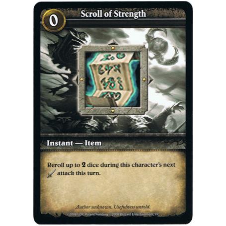 Scroll of Strength