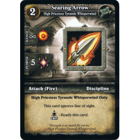Searing Arrow