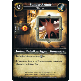 Sunder Armor