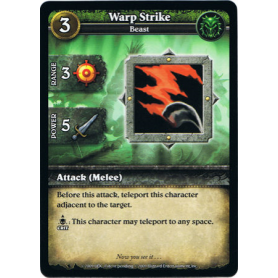 Warp Strike