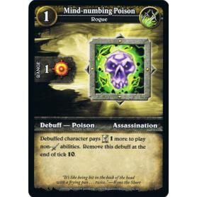 Mind Numbing Poison