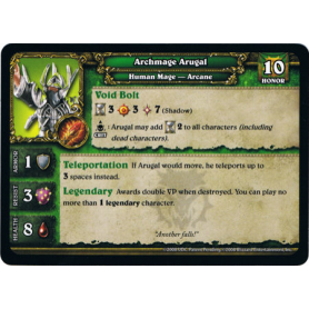 Archmage Arugal