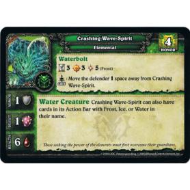 Crashing Wave-Spirit