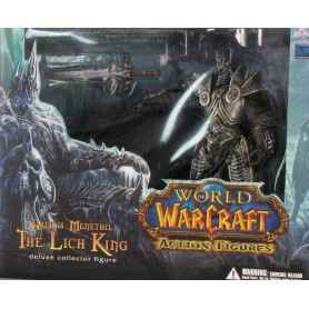 Arthas Menethil - The Lich King - (Deluxe) - Le Roi-Liche