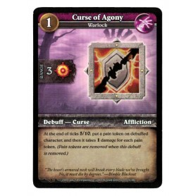 Curse of Agony