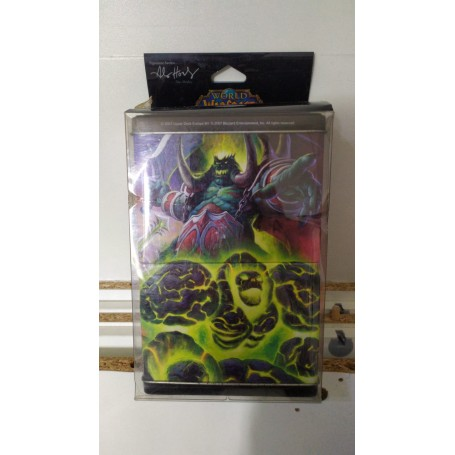 Double Tin Deck Box SIGNATURE SERIES - Alex Horley