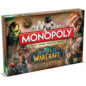 Monopoly World of Warcraft - FRANÇAIS