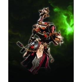 Judge Malthred - Human Paladin