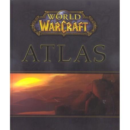 Guide Atlas World of Warcraft - FR - 1ère édition