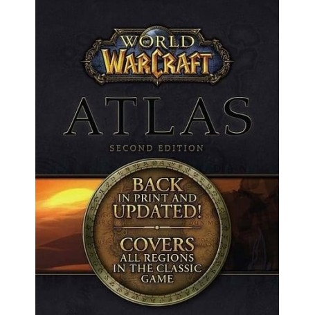 World of Warcraft Atlas - EN - Second Edition