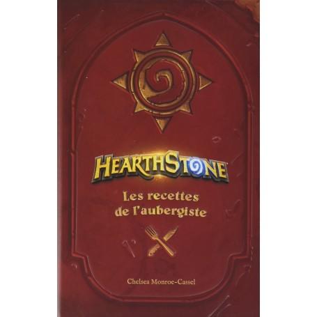 Hearthstone - Les recettes de l'aubergiste - le livre de cuisine