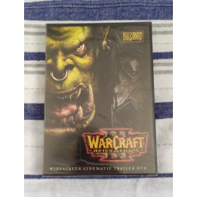 Warcraft III - Reign of Chaos - Widescreen Cinematic Trailer DVD
