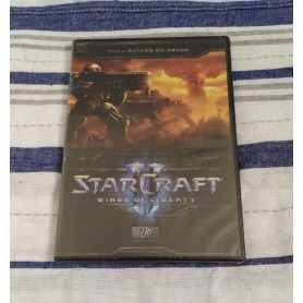 Starcraft II - Wings of Liberty - DVD l'envers du décor