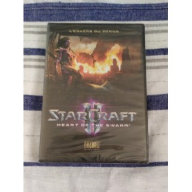 Starcraft II - Heart of the Swarm - DVD l'envers du décor
