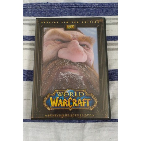 World of Warcraft - Behind the Scenes DVD