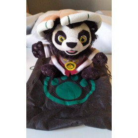 Pandaren Cub Plush - NO LOOT CARD - World of Warcraft