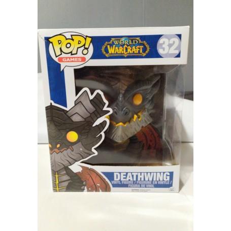 Figurine Funko POP! N°32 - World Of Warcraft - DeathWing