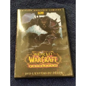 World of Warcraft - Cataclysm - DVD L'Envers du Décor