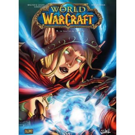 World of Warcraft Tome 9 - Le Souffle de la Guerre