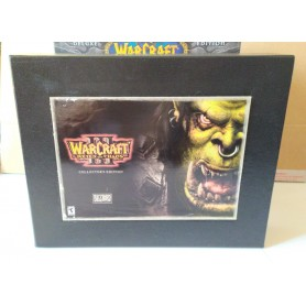 Warcraft III : Reign of Chaos - Collector's Edition - sans code pour collection