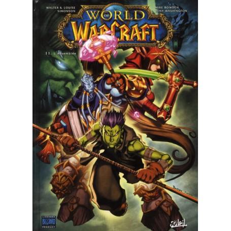 World of Warcraft Tome 11 - L'Assemblée