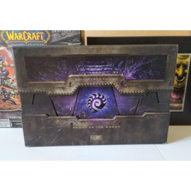 Starcraft II : Heart of the Swarm - Édition collector - sans code pour collection