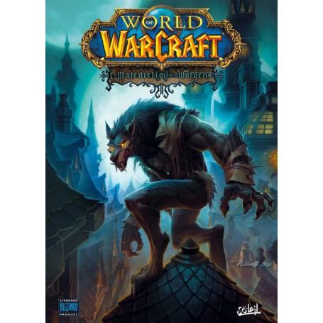 World of Warcraft Tome 13 - La Malédiction des Worgens Tome 1