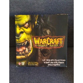 Warcraft the Board Game - Version française - Complet bon état
