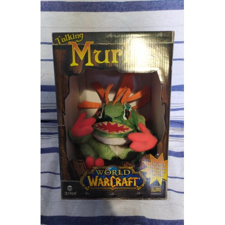 Talking Murloc Plush Toy - World of Warcraft - Jinx