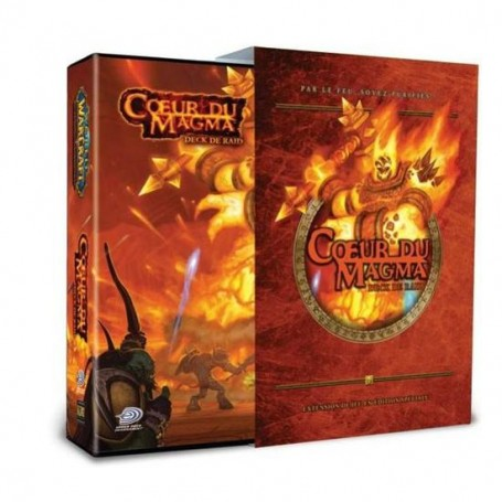 Deck de Raid : Cœur du Magma - Ragnaros - World of Warcraft TCG / JCC