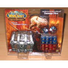 World of Warcraft TCG - Treasure Chest / Coffre à trésor - Damage Dice