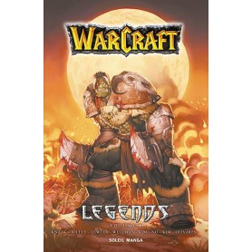 Warcraft Legends Tome 1