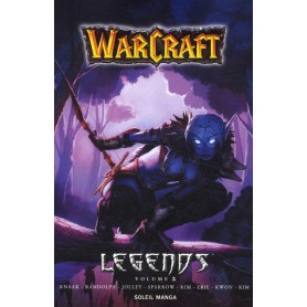 Warcraft Legends Tome 2