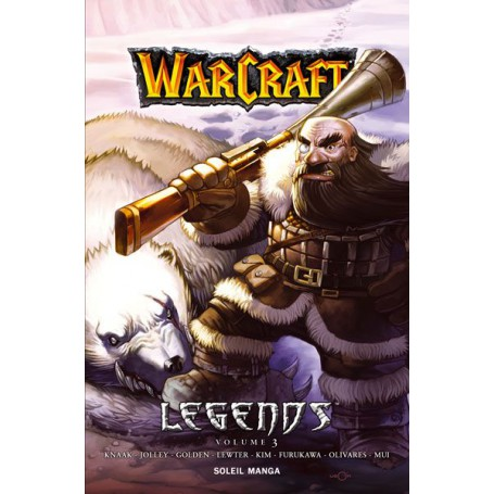Warcraft Legends Tome 3