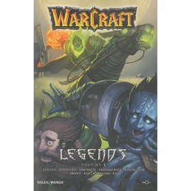 Warcraft Legends Tome 5