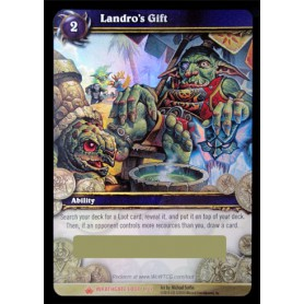 Boîte-cadeau de Landro - Landro's Gift Box - (chance pour tigre spectral)