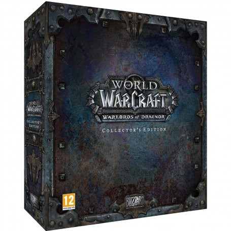 World of Warcraft Édition Collector - Warlords of Draenor